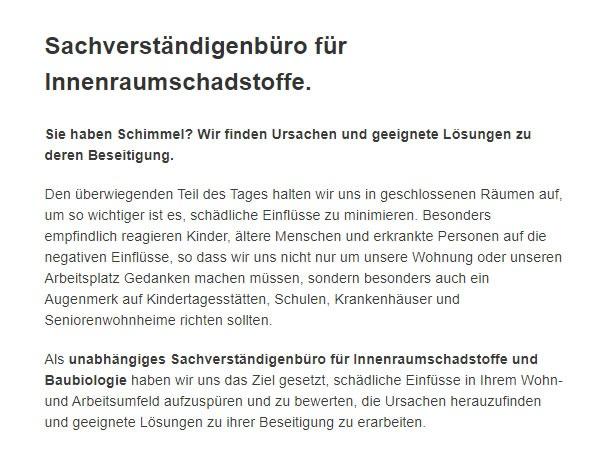 Schimmel, Schimmelsanierung & Schimmelmessung in 47669 Wachtendonk, Kerken, Straelen, Kempen, Geldern, Tönisvorst, Issum und Grefrath, Rheurdt, Nettetal