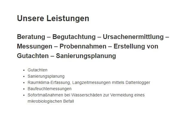 Schimmel Sachverständiger & Schimmelpilz Gutachter in  Heinsberg