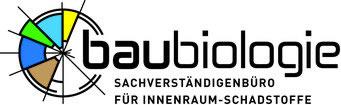 Sachverständigenbüro für Innenraumschadstoffe & Baubiologie. Logo